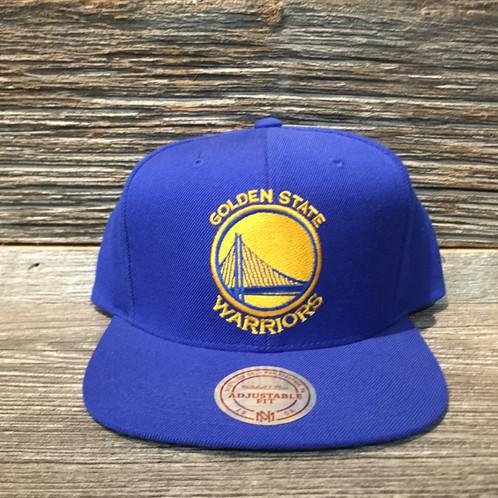 64381207 Golden State Warriors SnapBack