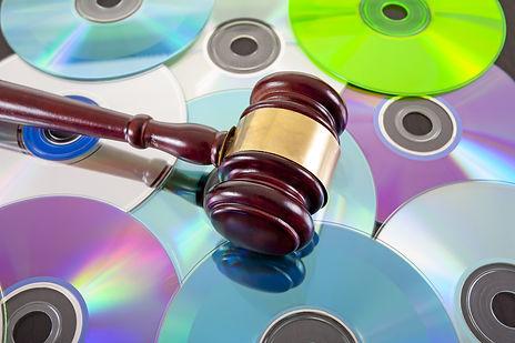 Judge Gavel On Multiple CD's | MBA Transcription AZ