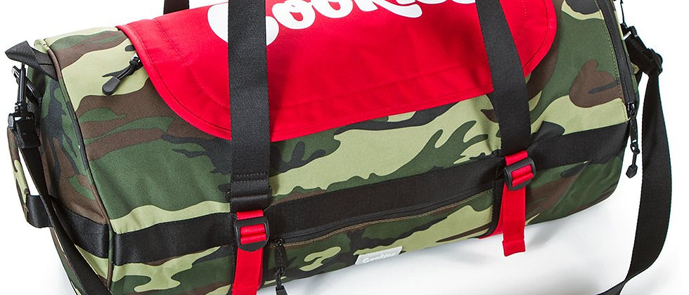 Cookies Parks Utility Smell Proof Duffel Bag