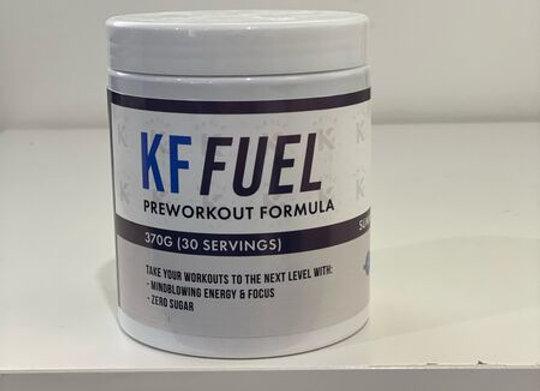 KF Fuel Pre Workout