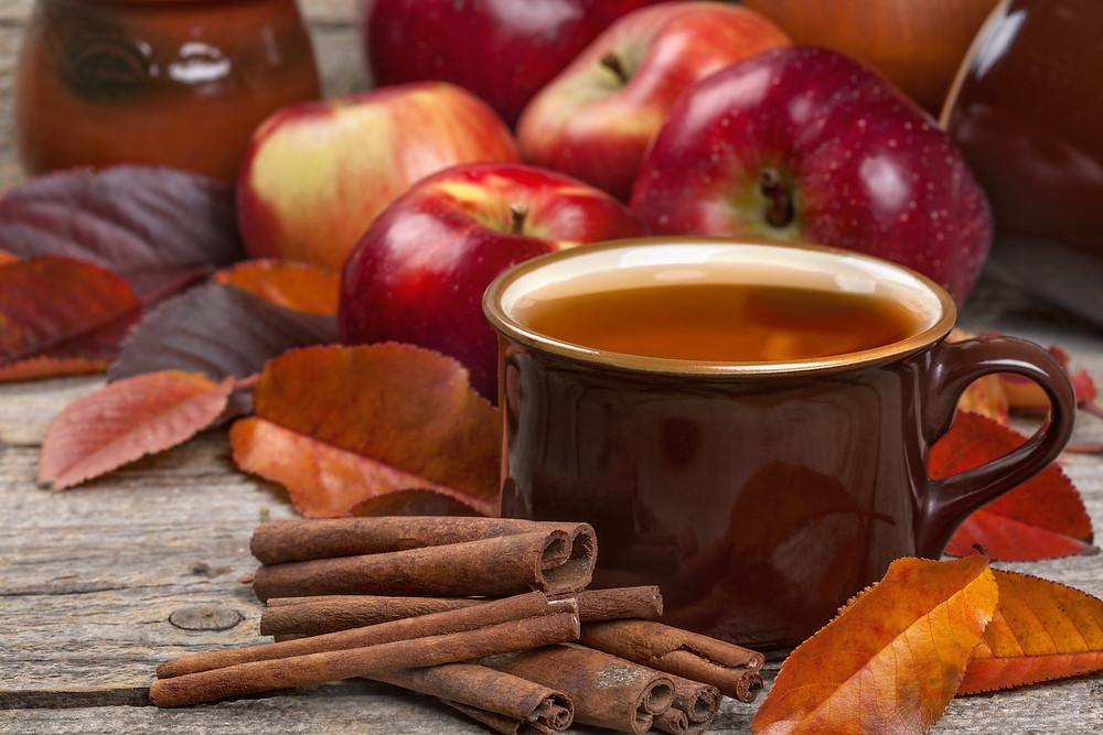 Apple Cinnamon Cider Tea