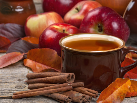 Teavana: Spiced Apple Cider Herbal Tea With Cinnamon & Cloves