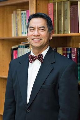 朱耀強牧師, 英文部主任牧師