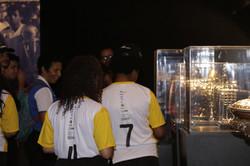 jovens no museu do flamengo