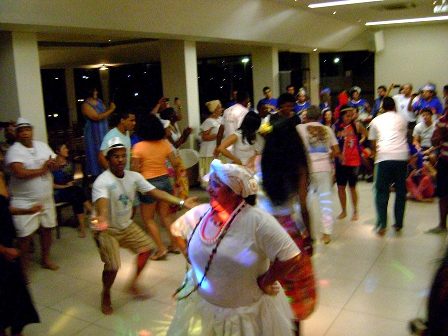 Apresentação rede Bahia