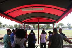 Esporte Legal visita o Flamengo