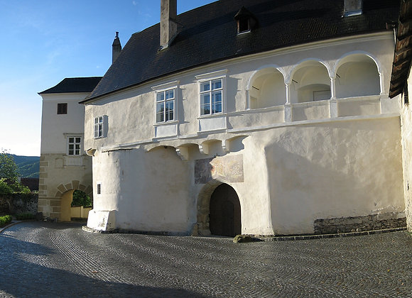 Schloss Spitz - 16. April 2016