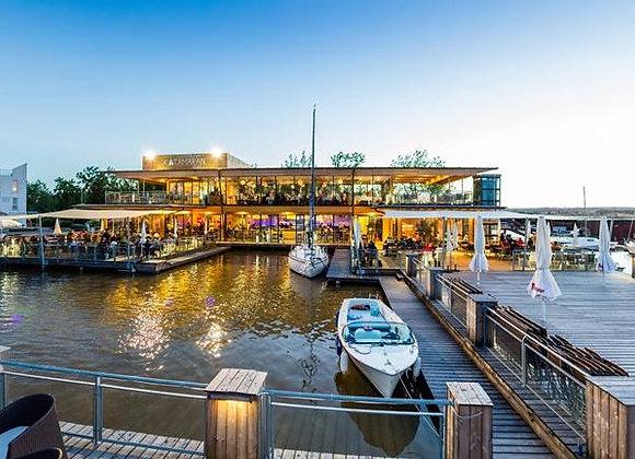 Seerestaurant Katmaran Rust - 19. Februar 2016