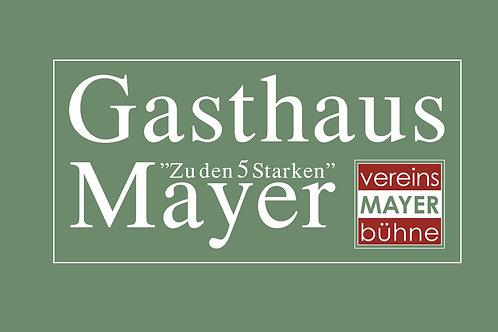 Gutschein Gasthaus Mayer