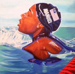 Simone Swims