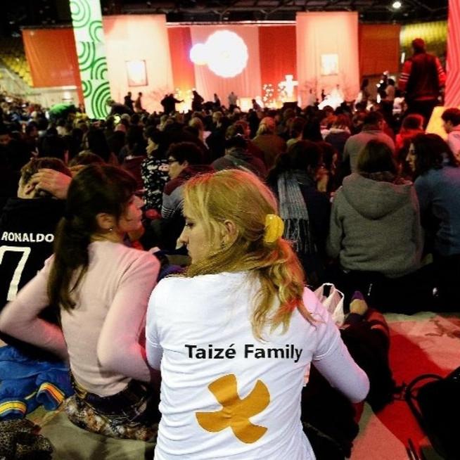 Rencontre européenne de Taizé