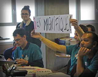 Kairos : vision et intention