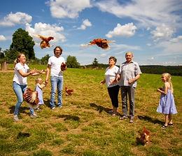 Familie Hackl Rabenhof