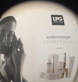 Les cosmétiques Endermologie