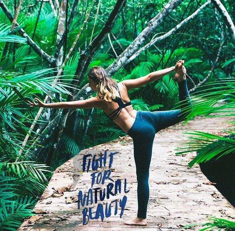Yoga - Une beauté naturelle