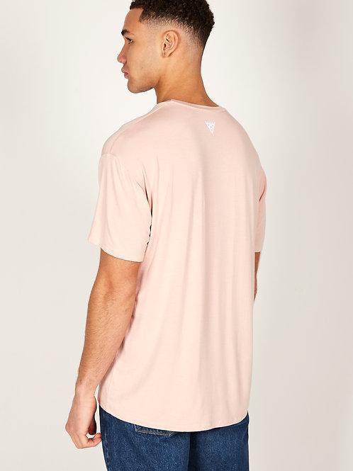 London Essential T-Shirt Pink