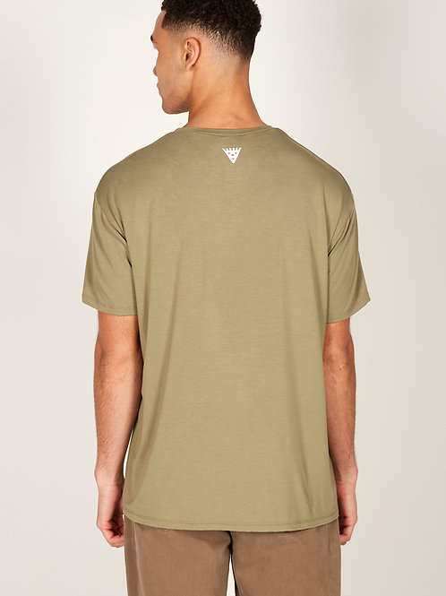 London Essential T-Shirt Green
