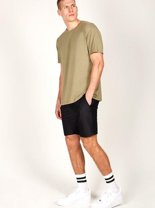 Miami Long Shorts Black