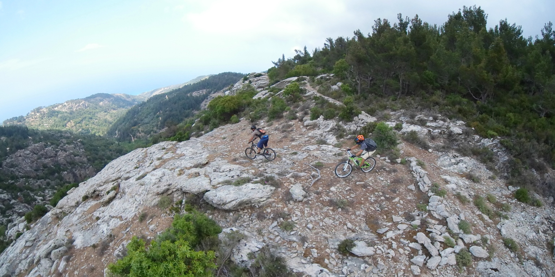 Cycling tours in Ikaria