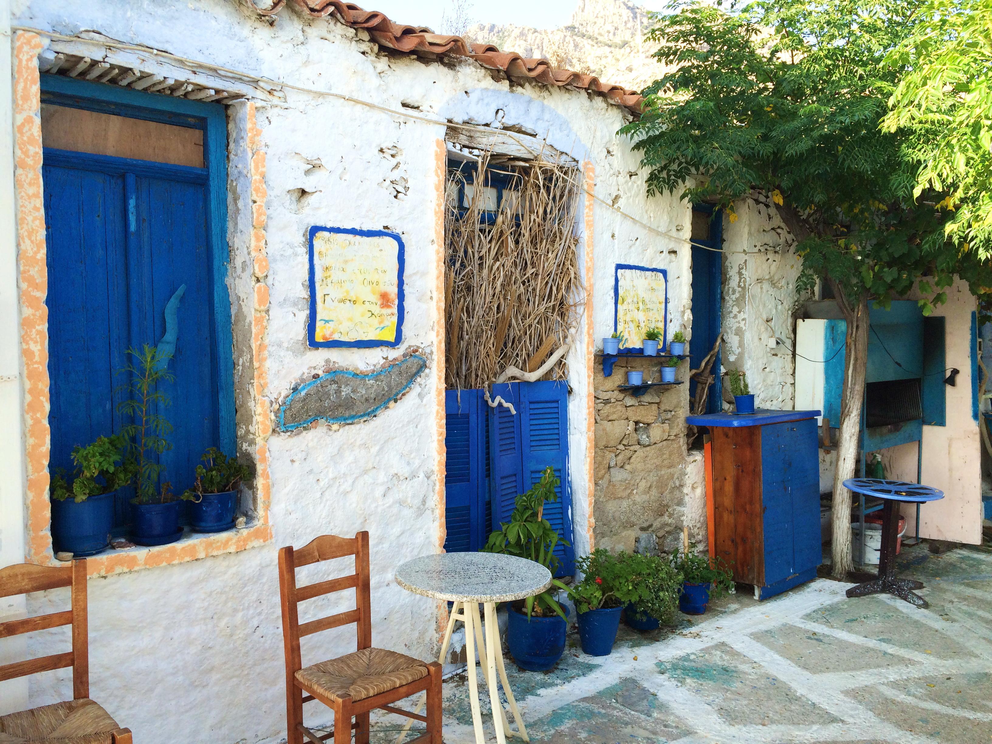 Holiday in Ikaria - Active vacation
