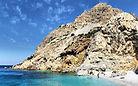 Seychelles beach in Ikaria