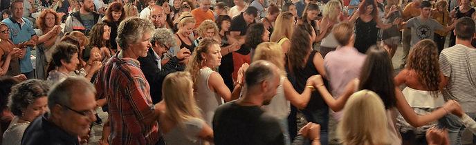 Dance festival in Icaria