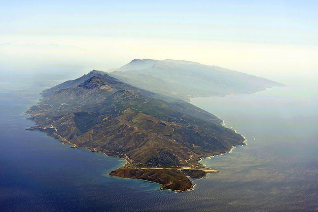 Information about Ikaria island