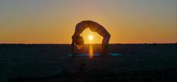 Hatha yoga lessons