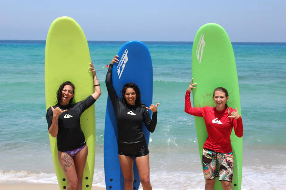 Ikaria holidays - Surfing and paddleboarding in Ikaria
