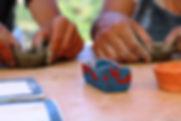 Pottery lesson in Ikaria - Ceramics workshop