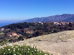Hiking in Ikaria - Messaria