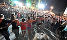 Dance at festivals in Icaria