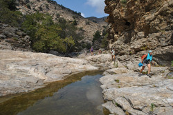 Hiking in Ikaria - guided tours