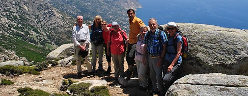 Hiking tours in Ikaria