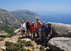 Hiking in Ikaria - Atheras