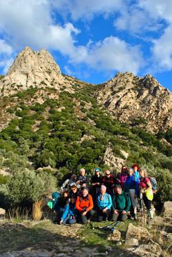 Hiking in Ikaria - Karkinagri