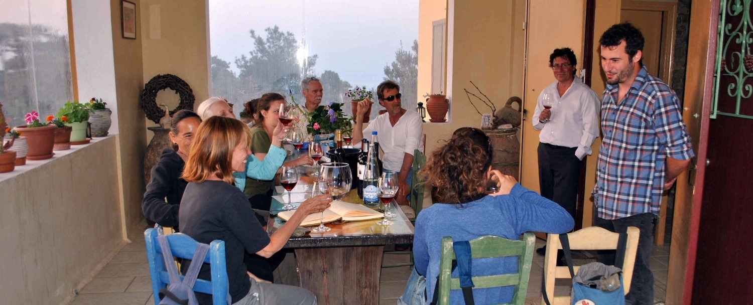 Wine Tasting in Ikaria and wine tour