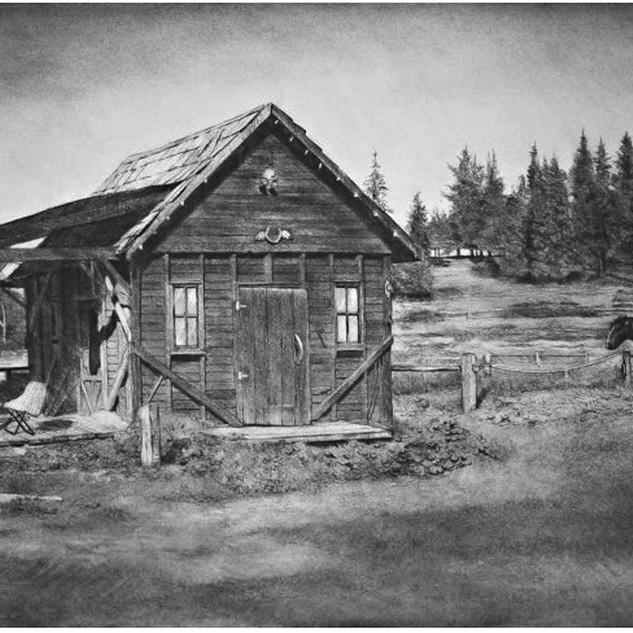 Caravan Farm Tackhouse