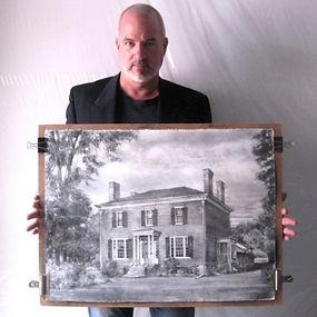 Artist Jim Taylor