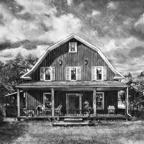 Warkworth, Ontario Farmhouse