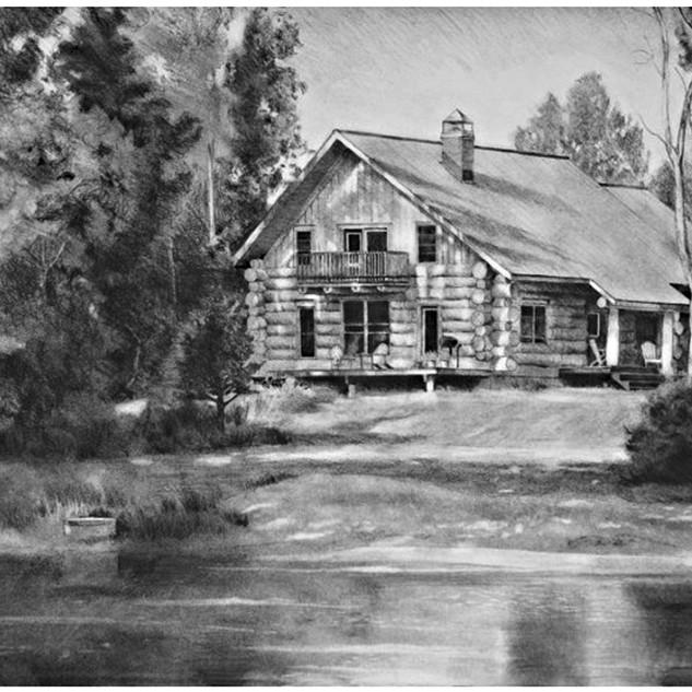 Glenora Cabin, Prince Edward County