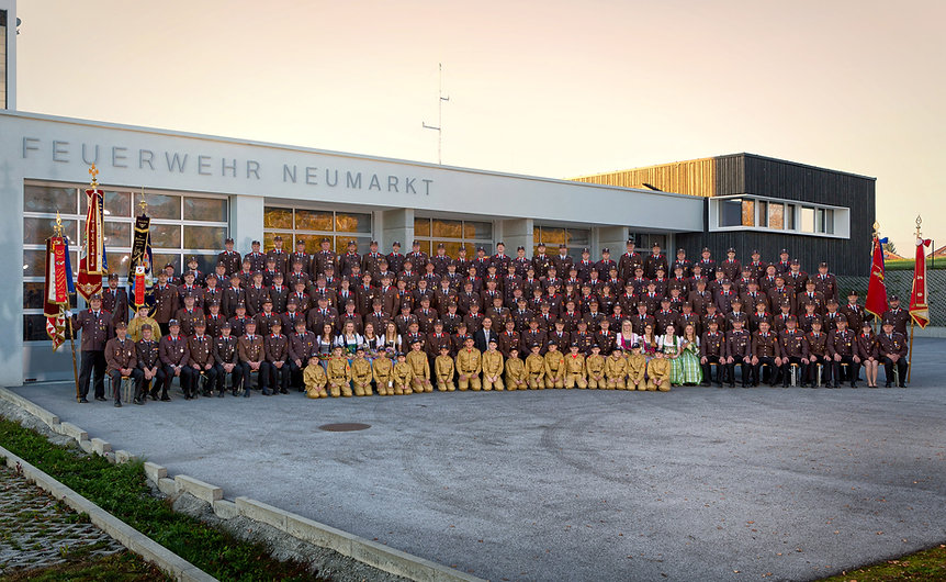 Feuerwehr Neumarkt 2018