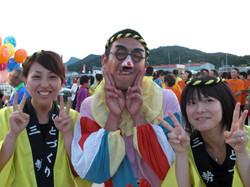 上天草 五橋祭