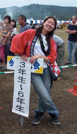 上天草五橋祭ボランティア