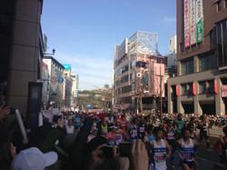 熊本城マラソン参加
