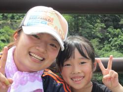 子どもたちのキャンプボランティア
