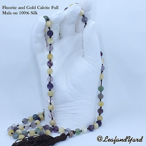 Japa Mala Prayer Beads - Full 108 Beads