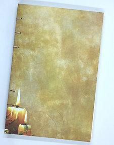 Coptic Bound Sketchbook