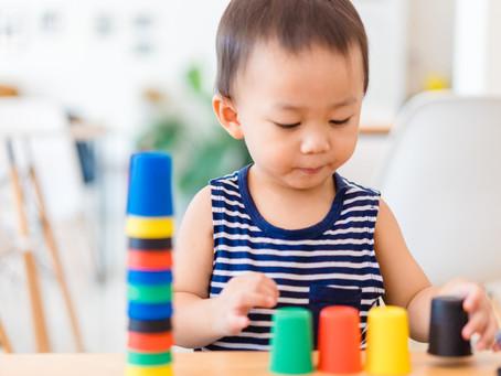 Toddler Talk: Stacking Toys