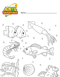 Download Free Coloring in Sheet